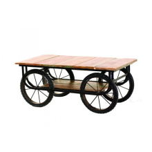 Vintage Flatbed Trolley - Hand Carts & Trolleys